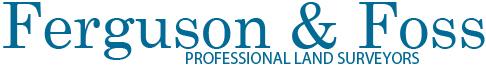 Ferguson & Foss Professional Land Surveyors Logo